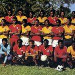 La nazionale haitiana ai Mondiali del '74 - storiedicalcio.altervista.org