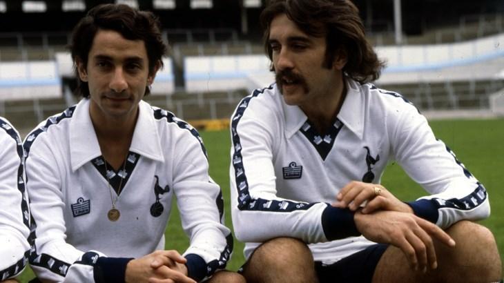 Osvaldo Ardiles e Ricardo Villa, con la maglia del Tottenham - corriere.it