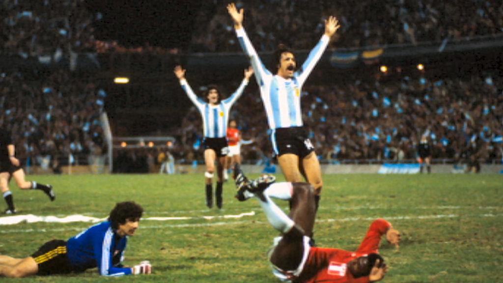 Un'immagine di Argentina-Perù - channelfour.com