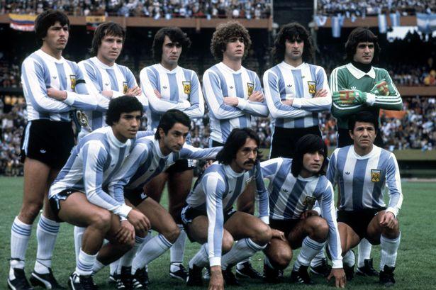 L'Argentina ai Mondiali - trapaniok.it