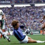 Una fase di Algeria-Germania Ovest - soccerfootballwhatever.blogspot.it