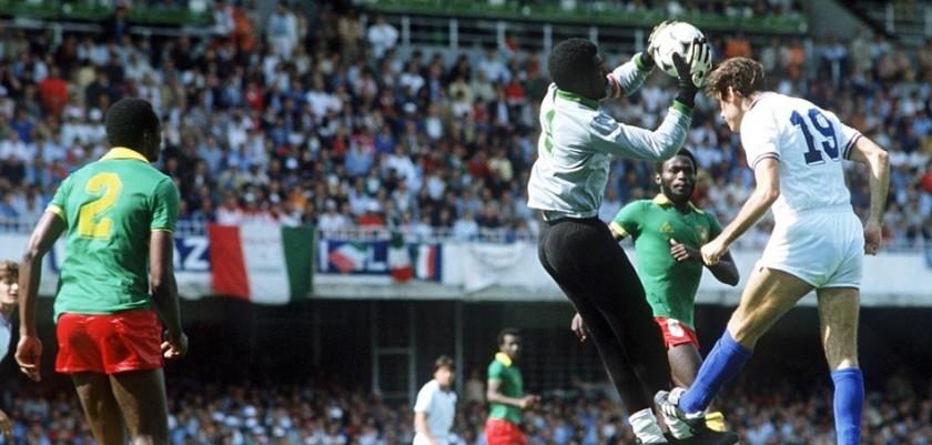L'incontro tra italiani e camerunensi a Spagna '82 - ultimouomo.com