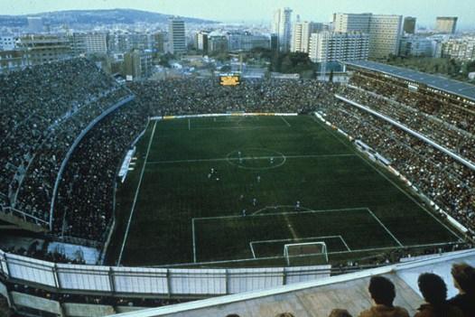 Lo Stadio Sarria - barcalcio.net