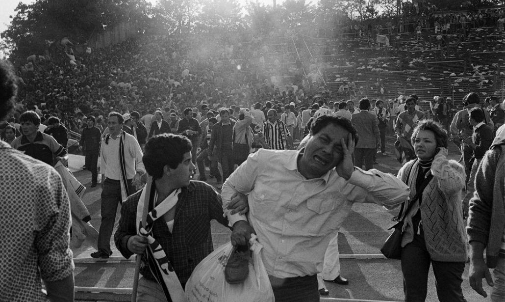 Heysel, Bruxelles, 29 maggio 1985 - panorama.it